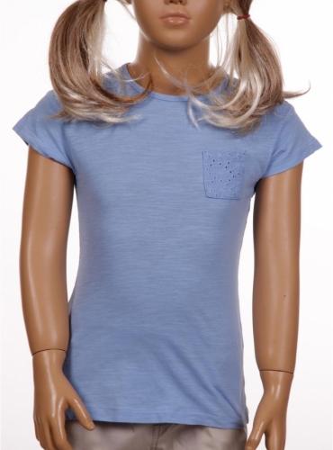 Детска блуза с къс ръкав