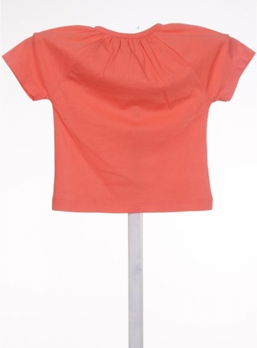 Бебешка блуза с къс ръкав