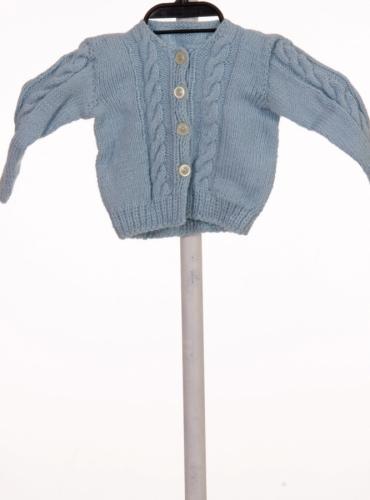Бебешка жилетка