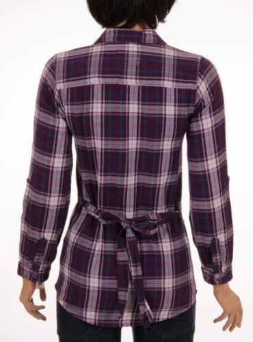 Детска риза с дълъг ръкав