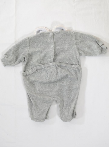 Бебешко гащеризонче с дълъг ръкав MONTEFIORE