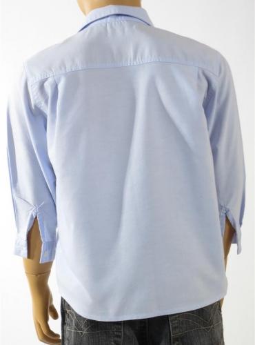 Детска риза с дълъг ръкав mini look