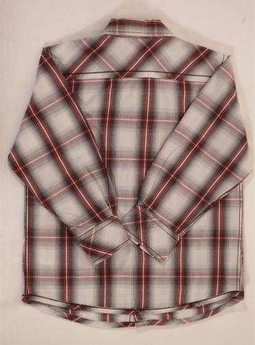 Детска риза с дълъг ръкав STACCATO