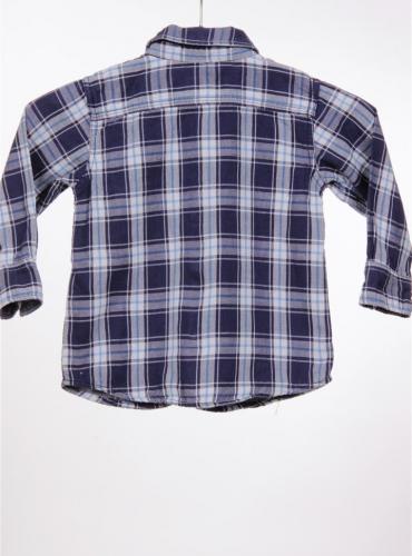 Бебешка риза с дълъг ръкав H&M