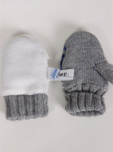 Бебешки ръкавици  boy smile