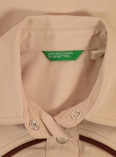 Бебешка ризка с дълъг ръкав Benetton