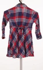 Детска рокля с дълъг ръкав