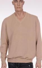 Мъжки пуловер с дълъг ръкав