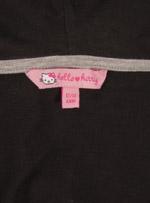 Детска блуза с дълъг ръкав HELLO KITTY