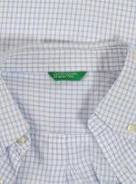 Детска риза с дълъг ръкав Benetton