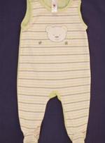 Бебешко гащеризонче без ръкави C&A