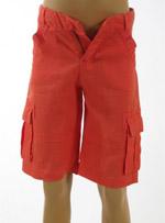 Детски ленен панталон BLUKIDS